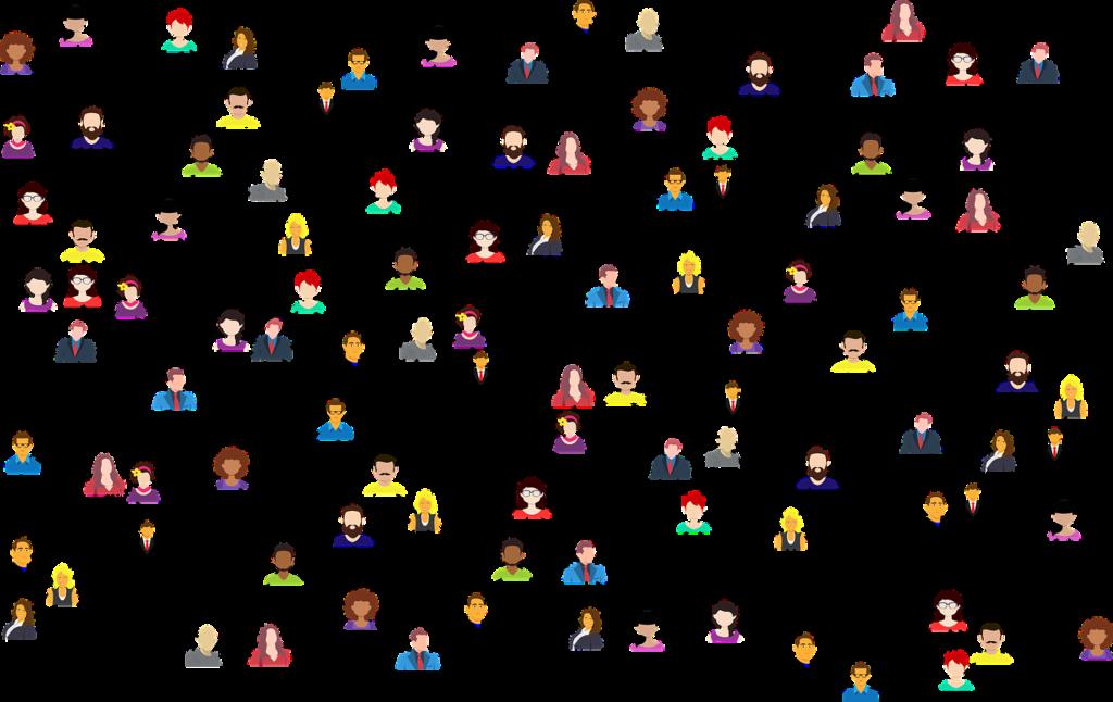 コミュニケーションが点と線を結び多次元的世界と繋がっていく